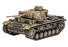 Slepovací model Revell 1:72 PzKpfw III Ausf. L *