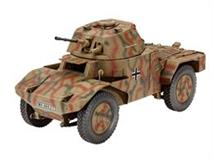 Slepovací model Revell 1:35 Armoured Scout Vehicle P 204 (f)  *