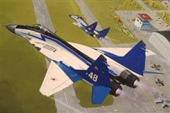Slepovací model Revell 04007 1:144 MiG-29 'The Swifts'