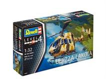 Slepovací model Revell 1:32 UH-72 A Lakota