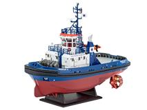 "Slepovací model  Revell 1:144  Harbour Tug Boat ""Fairplay I, III, X, XIV"" *"