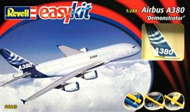 "Revell model Easykit Airbus A380 ""Demonstrator"" 1:288"