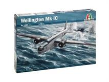 Slepovací model Italeri 1:72 WELLINGTON Mk IC