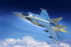 Slepovací model HobbyBoss 1:48 Russian MiG-31M Foxhound