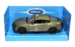 Kovový model Welly 1:24 - Bentley Continental * *