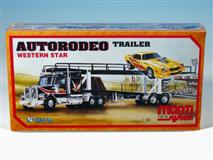 Monti 39 Autorodeo Trailer Western star