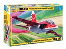 Slepovací model Zvezda 1:72 Russian Aerobatic Aircraft YAK-130