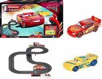 Autodráha Carrera FIRST - Disney Cars 3