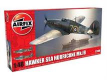 Slepovací model Airfix 1:48 Hawker Sea Hurricane MK.IB
