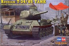 Hobby Boss slepovací model Russian T-34/85 TANK 1:48