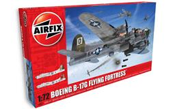 AIRFIX slepovací model BOEING B - 17G FLYING FROTRESS 1:72