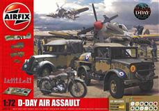 Airfix slepovací model D-Day Air Assault 1:72