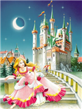 Puzzle Castorland 120d. Popelka