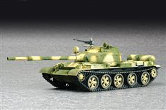 Trumpeter slepovací model Russian T - 62 Main Battle Tank Mod.1972 1:72
