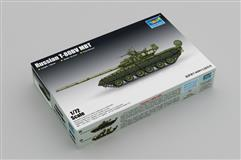 Trumpeter slepovací model Russian T-80BV MBT 1:72